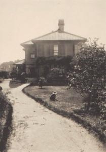 57.1923(大正12年)宣教師館